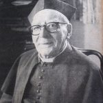 Rev. H. D. Speakman, Vicar of Crowle for 35 years - to 1977